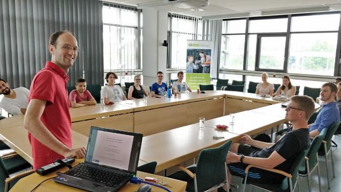 Workshop Tag der Lehre Bild1