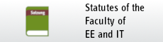 Statutes and Regulations of the Faculty of 